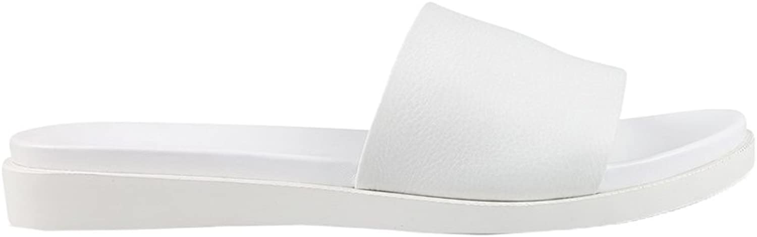Wittner Women's Rondo Slides in White Odyssey