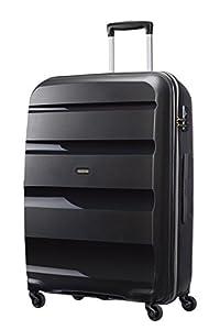 American Tourister - Bon Air - Spinner Maleta 75 cm, 91 L, Negro