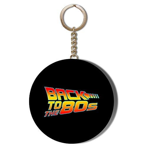 Back to the 80s Keyring and Bottle Opener