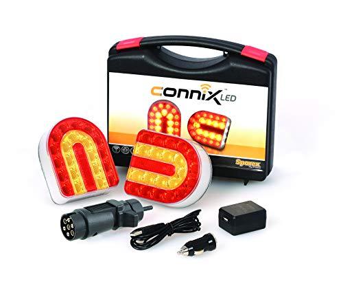 BITS4REASONS SPAREX Connix Led Kit Alumbrado - Inalámbrico, Magnético Accesorio S.130977