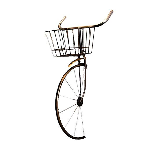 DJY-JY Wall Hangings, Industrial Wind Bike Model, Suitable For Bar Tea Shop Wall sculpture