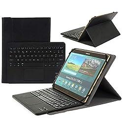 """Compatible avec tout Windows Android Tablette Ordinateur Portable entre 9.0"""" et 10.6"""" : Microsoft Windows 8.1 10.1"""", Lenovo Miix 300 10.1"""", Venue 10 (7000), Venue 10 Pro (5000/5055), Nexus 10, MediaPad T2 10.0 Pro, MediaPad M2 WiFi, MediaPad M2 LTE, ..."""