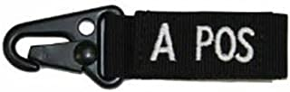 Condor Blood Type Key Chain a Positive