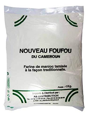 farine de manioc 1kg sans gluten / végétarien