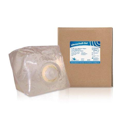 Ultraschallgel | KK Kontaktgel | Sonogel | 5 Kg Cubitainer
