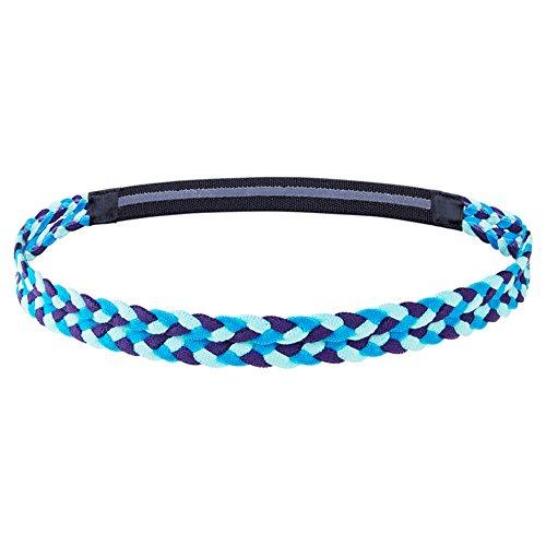 Alftek Fashion Haarband voor dames, sport, fitness, yoga, hoofdband, hardlopen, fietsen absorberen, zweet, anti-slip, voor meisjes