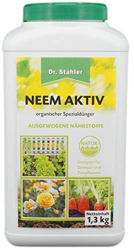 Dr. Stähler Neem Aktiv Spezialdünger 1,3kg