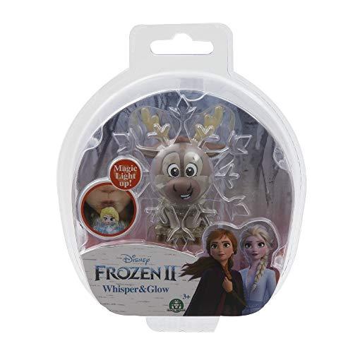 Giochi Preziosi Disney Frozen 2 Whisper and Glow Single Blister Mini Doll Sven