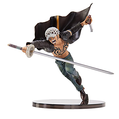 One Piece SCultures Big Trafalgar Law Figurine