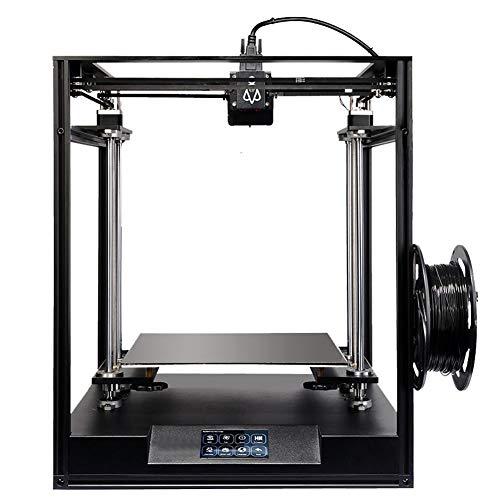 【𝐄𝐚𝐬𝐭𝐞𝐫 𝐏𝐫𝐨𝐦𝐨𝐭𝐢𝐨𝐧 𝐌𝐨𝐧𝐭𝐡】COREXY 3D Printer, Stable 3D Printer, Safe Energy Saving USB for PLA ABS TPU Printing(British regulatory)
