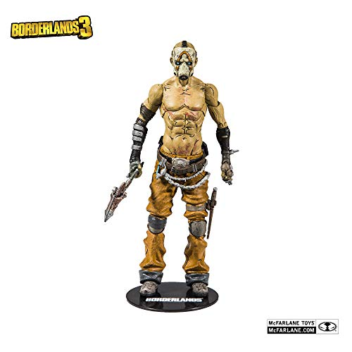 McFarlane Toys Borderlands - Psycho Action Figure