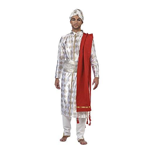 Limit Sport MA657 Déguisement indien Bollywood pour homme Taille XL