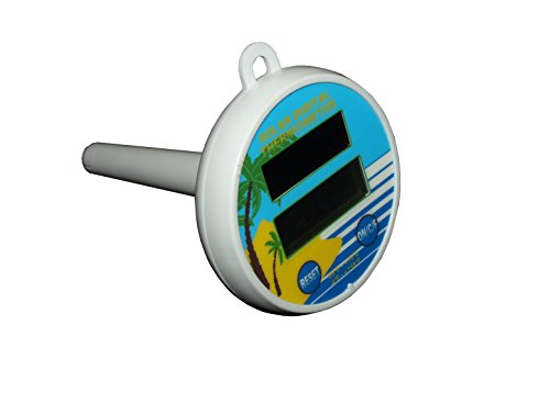 Digitales Solar Thermometer