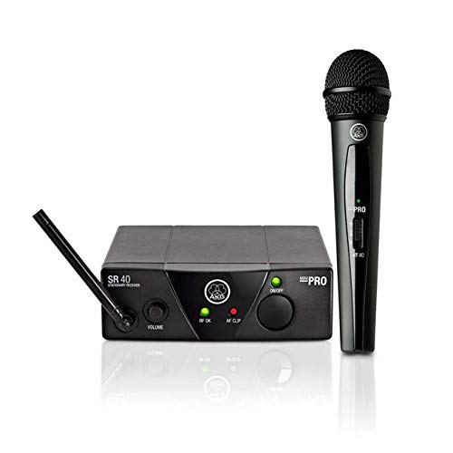Microfone Sem Fio Akg Wms 40 Mini Vocal Mao Us25c Bluetooth