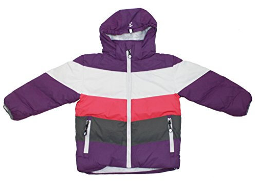 XS Exes B´REP Mädchen Steppjacke Winterjacke Jacke (Lila, 116)