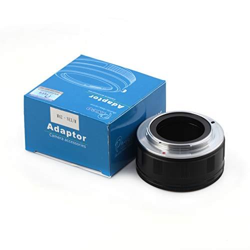 verstellbar Makro to Infinity Lens Adapter Anzug für M42Objektiv auf Sony E Mount NEX Kamera A6500A6300A5100A6000A5000A30005T NEX-3N NEX-6NEX-5R
