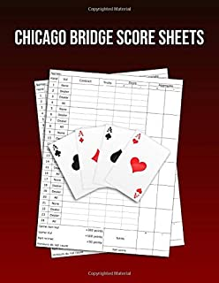 chicago score cards