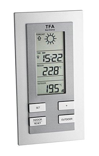 TFA 35.1117 IT Quantia trådlös väderstation