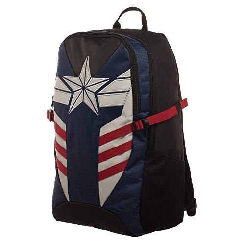 Captain America Star Logo Bookbag Backpack Licensed New Marvel Avengers