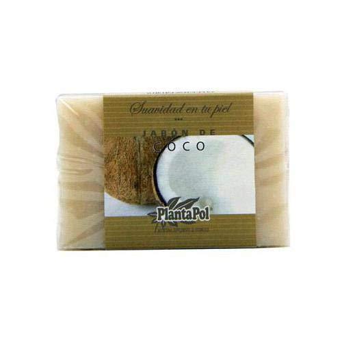 Planta Pol - Jabón de coco, 100 g