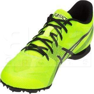 ASICS Men's Hyper MD 6 Track & Field Shoes, 10M, Safety Yellow/Black