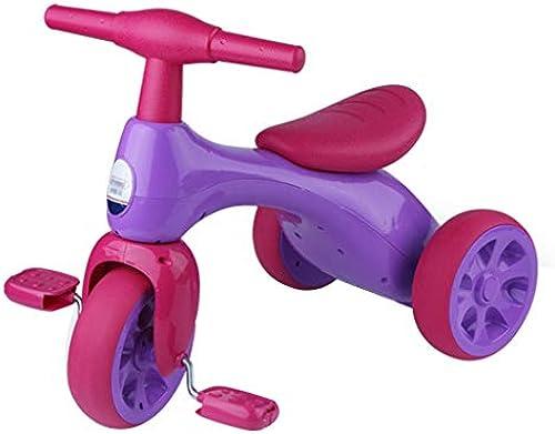 QILEGN Kinderwagen.Department Store Kinder Dreirad ABS Material 57CM  42CM  34CM Kinder Roller, Kinderwagen, Spielzeug (Farbe  1 ) (Farbe   1 )