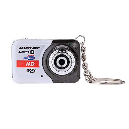 Staright Ultra Mini DV Cámara Digital X6 Portátil HD de Alta Definición Soporte de Tarjeta TF de 32GB con Micrófono