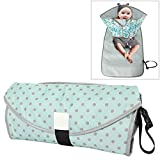 Furniture Accessories Baby Changing Diaper Pad Portable Folding Waterproof Nursing Pad, Size:One size