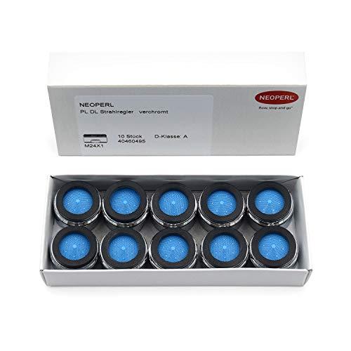 Neoperl 40460495 Perlator DL Strahlregler M24x1, M24 10er Pack
