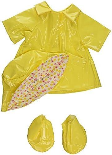 North American Bear Company Rosy Cheeks Big Sister Rain Coat Set by North American Bear