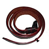 German WWII MP40 MP38 Brown Leather Sling Germany MP-40 MP-38 9mm Repro Part