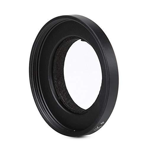 SHYEKYO Filtro de Lente UV Lente Protectora Paquete de 2 filtros A, para cámara Deportiva de acción YI 4K, para Nieve