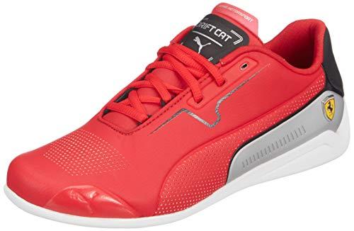 PUMA SF Drift Cat 8, Zapatillas Unisex Adulto, Rojo (Rosso Corsa Black), 43 EU