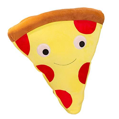 Benoon Pizza Creativa Papas Fritas Forma Alimentos Peluches Muñeco De Peluche Juguete Simulación De Dibujos Animados Pizza Papas Fritas Diseño Sofá Almohada Muñeco De Peluche Relleno B