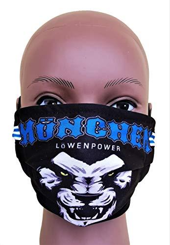 München Maske 2.0, Sechzig Maske, Alltagsmaske, OP-Masken-Cover, MNS Masken-Cover, MNS-Maske Schutzhülle, oder einfach DIE MASKE FÜR DIE MASKE