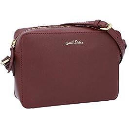 Gusti petit sac à main Cuir – Almina Sac a main bordeaux femmes Sac bandoulière rectangulaire Sac porté épaule femmes…