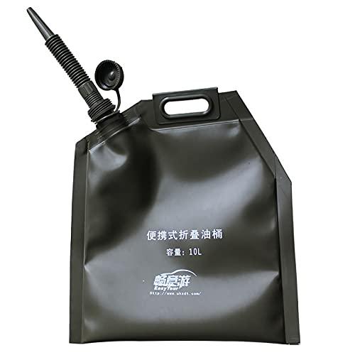 GAYBJ Borsa Contenitore dell'Acqua del combustibile del Carburante dell'olio della Benzina della vescica dell'olio Benzina Benzina. Benzina della Benzina Fuoristrada della vescica Benzina,20L