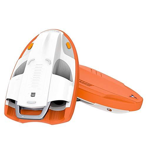 QTSR Bajo Agua Scooter Multipropósito Material de EVA Respetuoso Velocidad de Alta frecuencia Operación móvil Inteligente para Adultos y niños