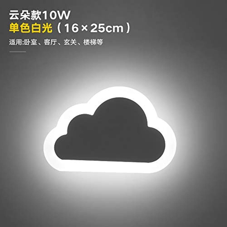 Xinxin24 Moderne Minimalistische Led Wand Schlafzimmer Nacht Wohnzimmer Dekorative Gang Flur Treppe Wandleuchte, Stil 18, Weies Licht 16  25 cm, 10 Watt