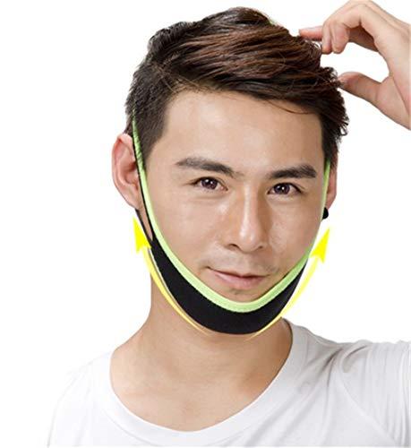 Yeying123 Schlafen Dünne Gesicht Mit Kleinen V-Gesichts Bandage Maske Gesicht Melone Facelifting Maske Eng Dünne Doppelkinn