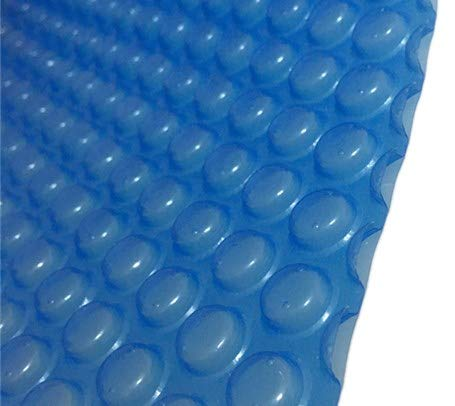 Pondlife - Blaue Solarfolie Poolheizung Solarplane, 400µ Folie 5,49x2,74m eckig