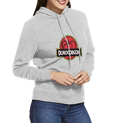 HSJSS Women's Demogorgon Park Hoodies Sweatshirts