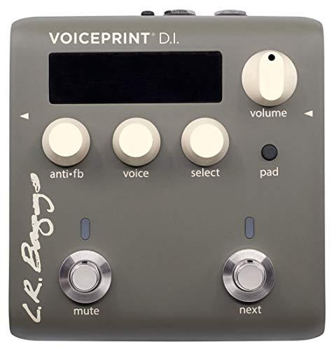 L.R. Baggs Voiceprint DI Acoustic Guitar Impulse Response Effects Pedal