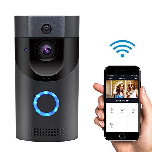 ZZZML TüRsprechanlage Kamera Ring Door View Cam Video Die Ihren TüRspion Durch EIN HD Video Mit Gegensprechfunktion Ersetzt üBerwachungskamera