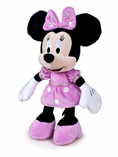 Famosa Softies - Peluche 25 cm Minnie (760014875)