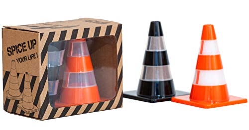 Design Studio Labyrinth BCN 1008 Salz-und Pfeffer-Traffic Cones