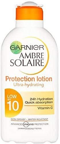 Ambre Solaire Ultra-hydrating Sun Cream SPF10 200ml