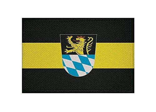 U24 Aufnäher Amberg Fahne Flagge Aufbügler Patch 9 x 6 cm