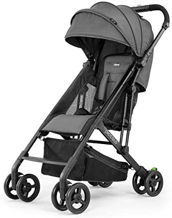 Chicco Piccolo Stroller Carbon Grey product image