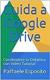guida a google drive: condividere in didattica con video tutorial